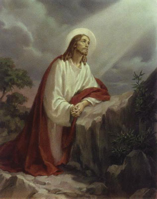 Agonie de Jésus