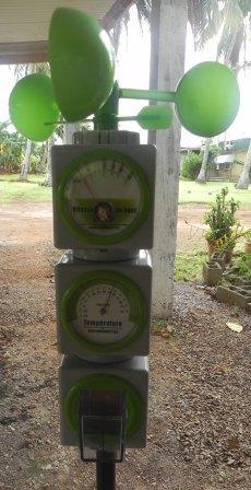 station météo buki